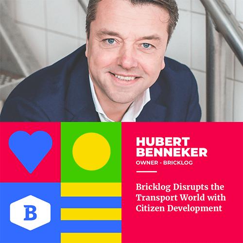 Hubert Benneker Bricklog