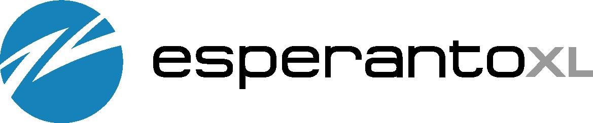 EsperantoXL - Logo Standaard